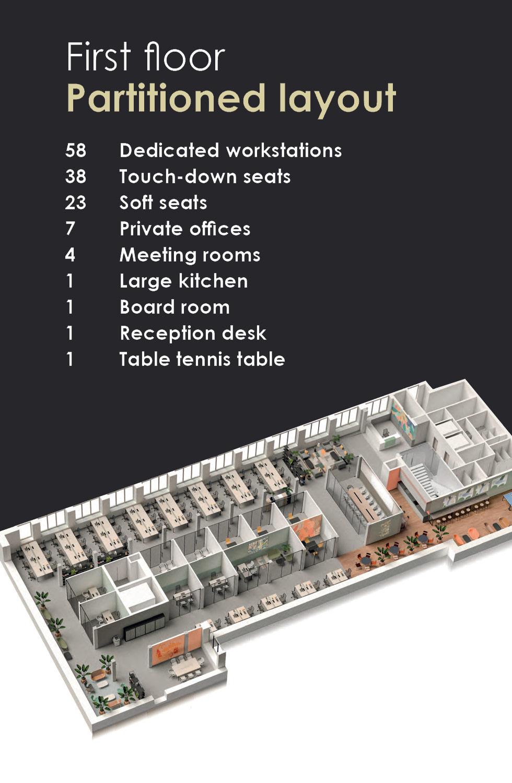 Glen House - 1st Floor Plan (mobile)
